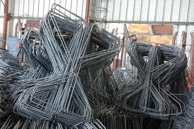 ברזל בניין מעובד