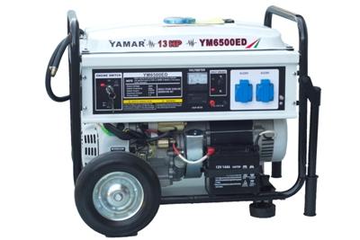 גנרטור YAMAR 13HP YM6500ED