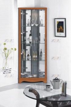ויטרינה זכוכית פינתית - 227