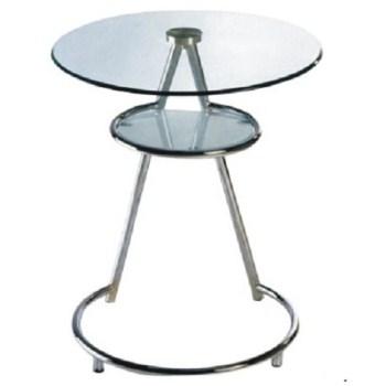שולחן צד בסיס מתכת  CJ317