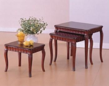 מאוד רשת מיקס רהיטים מהיבואן לצרכן - סט 3 שולחנות לסלון B063 WK-71