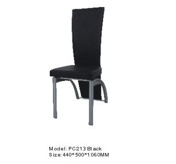 כסא לפינת אוכל - PC213 שחור