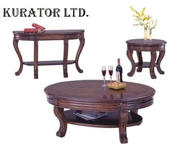 שולחן סלון מעץ B0508