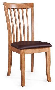 כסא לפינת אוכל מעץ מלא - HC01