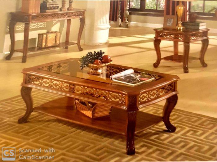 שולחן סלון מעוצב #HSC002