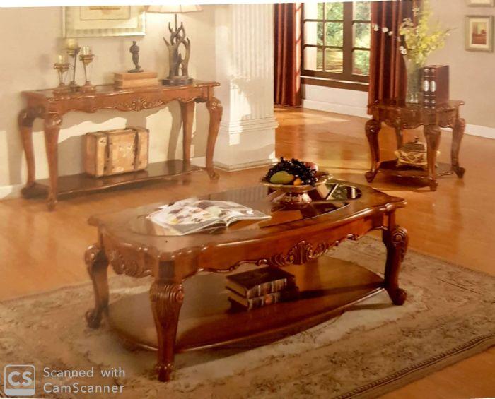 שולחן עץ לסלון # HSC1605