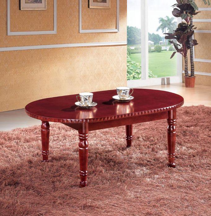 שולחן סלון אובלי מעוצב#A602