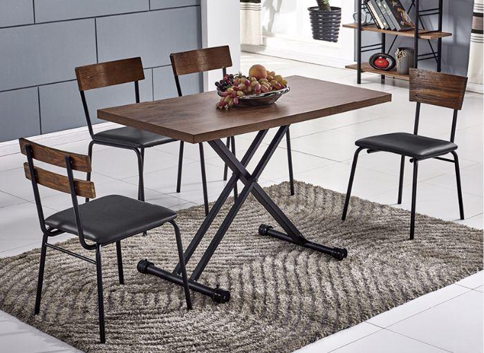 שולחן מתרומם סלון/פינת אוכל #N-12-1