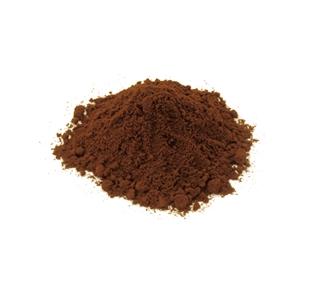 קפה שחור טחון