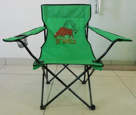 כסא לים מתקפל + הדפסת לוגו