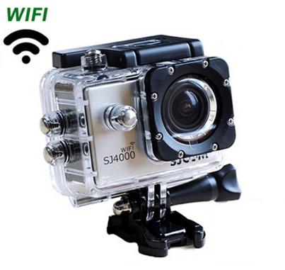 מצלמת אקסטרים SJ4000 WIFI