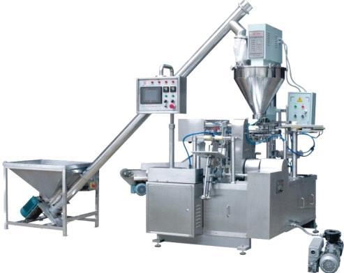 מכונות למילוי אבקות ותבלינים