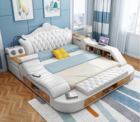 חדר שינה ספא מפנק