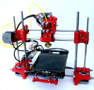 מדפסת 3D ניידת