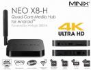 נגן מדיה MINIX NEO X8-H PLUS