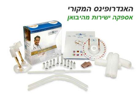 אנדרופינס, מכשיר הגדלת איבר המין