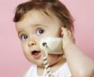 הילד מדבר! התפתחות התקשורת המילולית עד גיל שנה