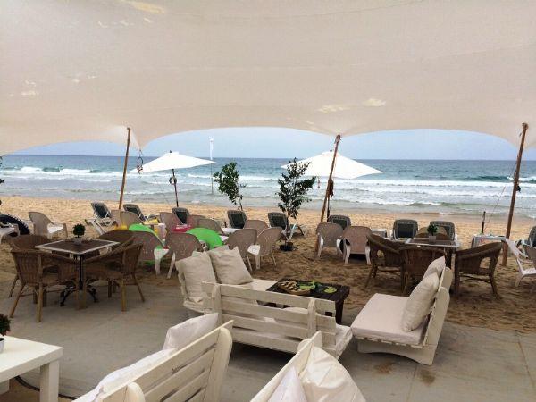 אירועים בחוף קיסריה