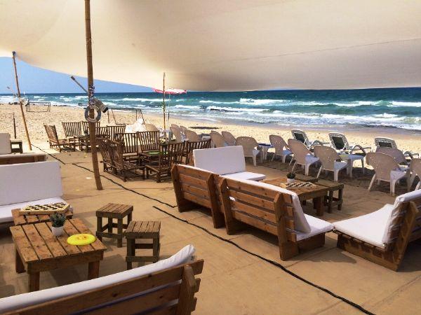 אירועים בחוף נעורים חבצלת השרון