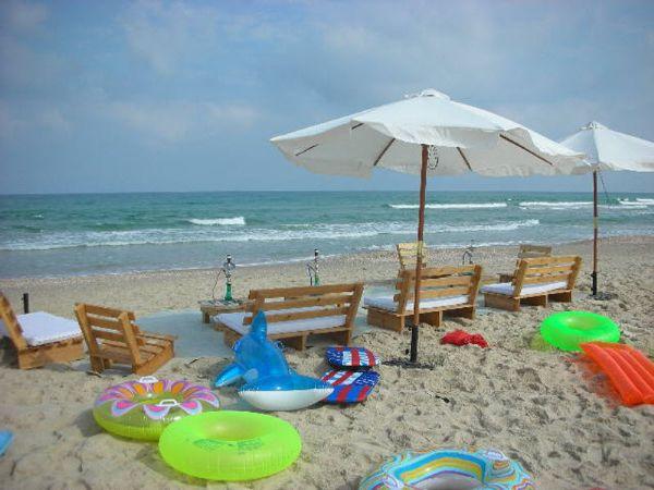 אירועים בחוף בית ינאי