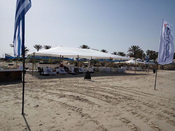 אירועים בחוף אשדוד