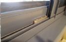 מגביל פתיחת חלון לחלון הזזה בקדיחה