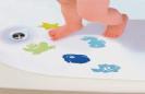 מדבקות למניעת החלקה באמבטיה