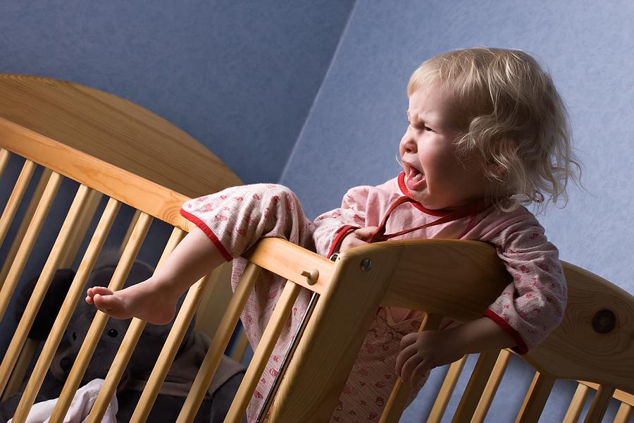 ילד מתעורר בלילה בגלל פחד - טיפול הומאופתי
