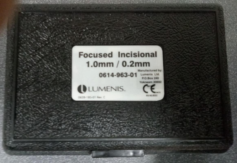 Lumenis Focused Incisional 1.0mm/0.2mm 1