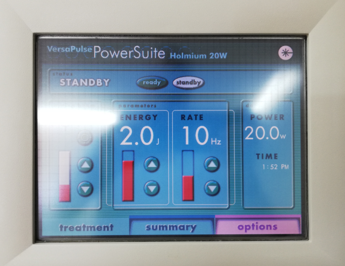 Lumenis Versapulse Powersuite 20W 4