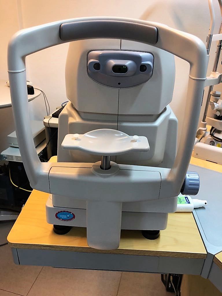 Topcon CT-80 Tonometer 2