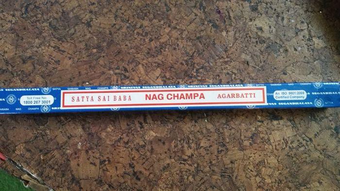 קטורת Nag Champa
