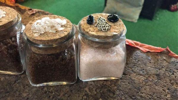 מלח שחרור וסוכר זימונים