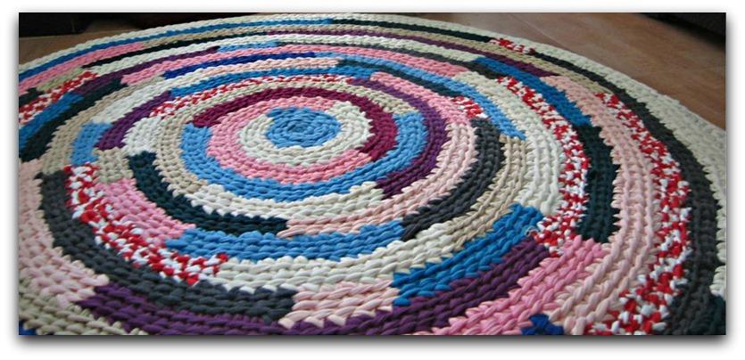 שטיח טריקו שאריות