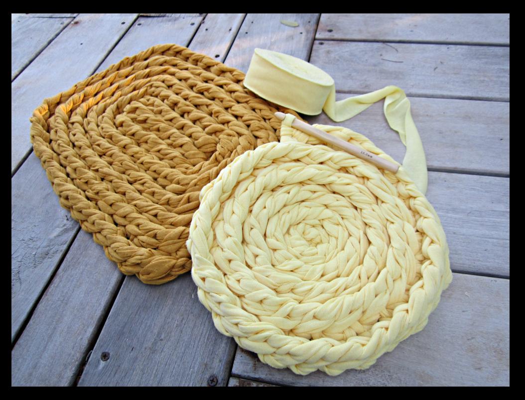 שטיח חבלים