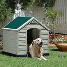 מלונה לכלב- מספר גדלים