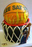 עוגת כדורסל - מיאמי היט