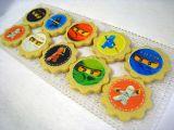 עוגיות נינג´גו - עוגיות חמאה הדפס