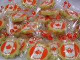 עוגיות קנדה - מותאמות אישית