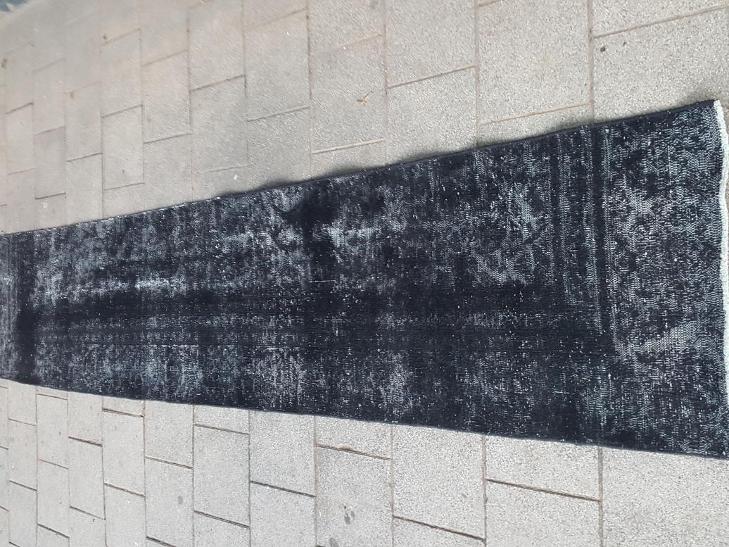 שטיח וינטז' שחור