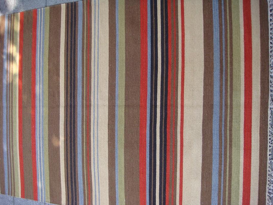 שטיח קילים פסים