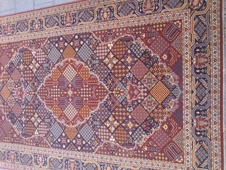 שטיח כרמל איכות יצוא