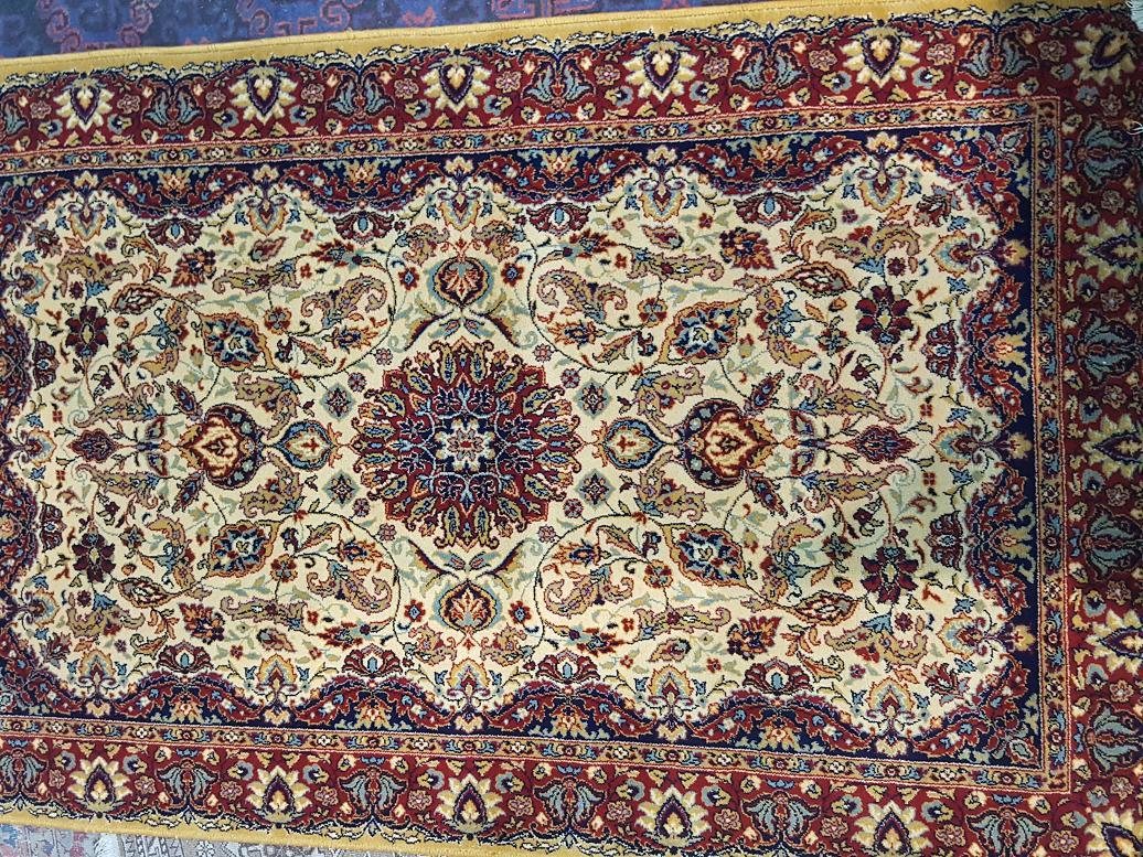 שטיח כרמל קינג צמר חדש