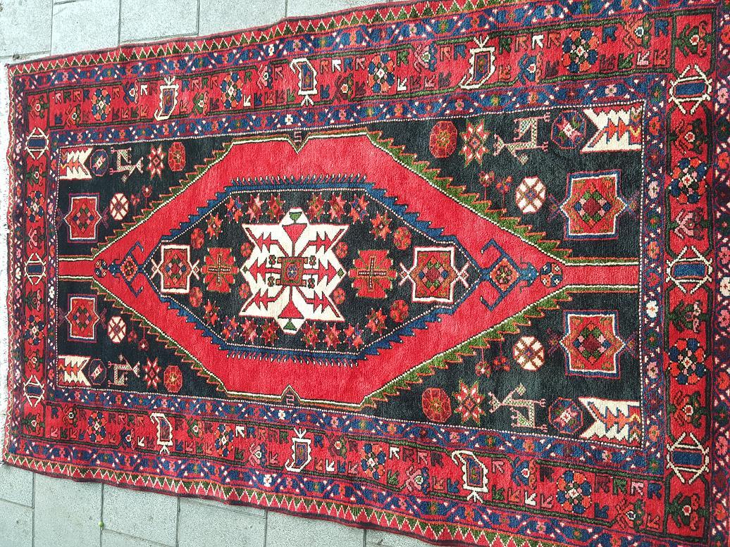 שטיח פרסי המדן 130-200