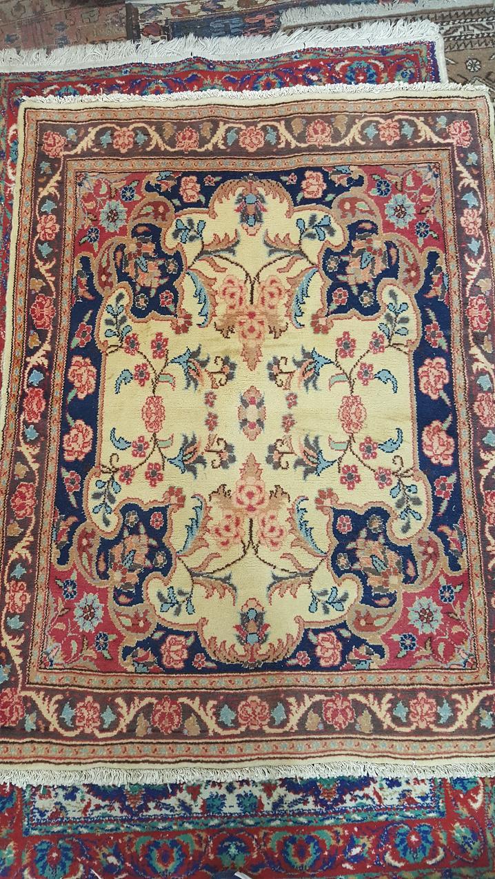 שטיח פרסי סנה