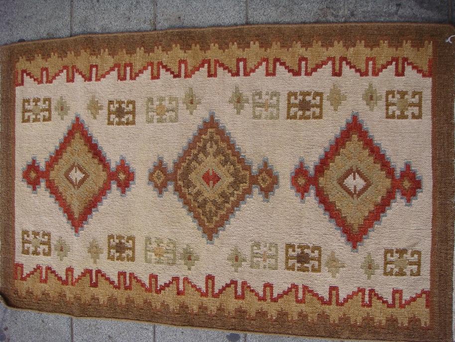 שטיח קילים עבודת יד מצמר