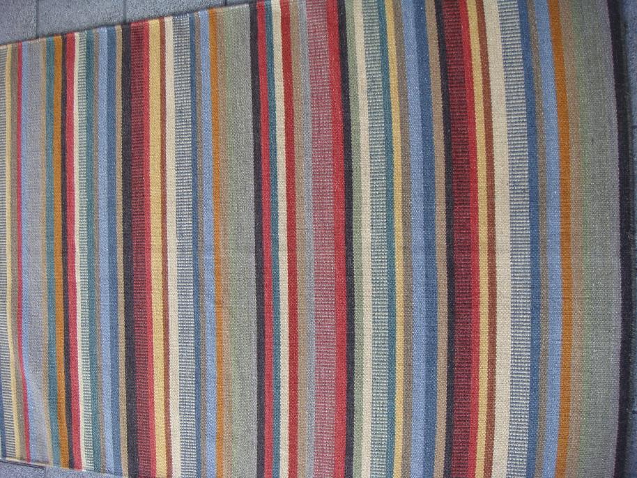 שטיח קילים מודרני פסים