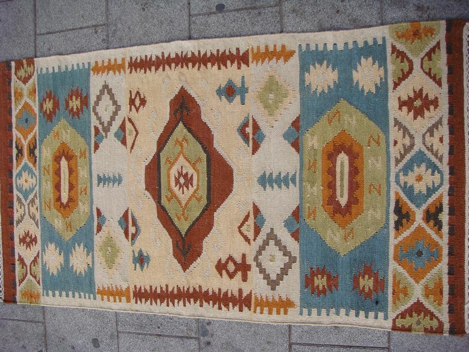 שטיח קילים עבודת יד צמר דגם 7158