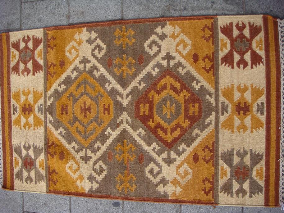 שטיח קילים עבודת יד צמר
