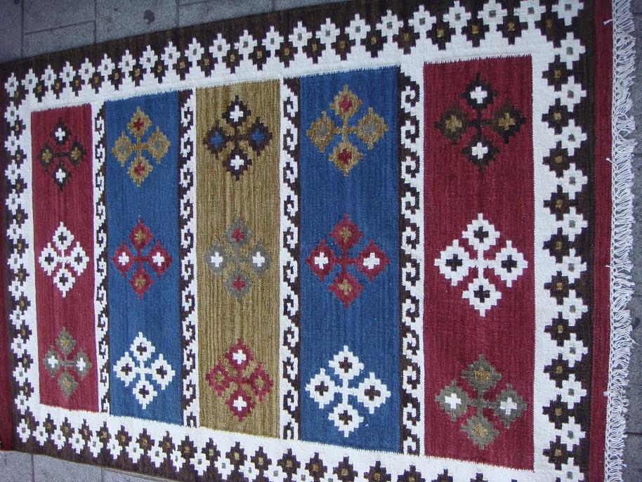 שטיח קילים צמר